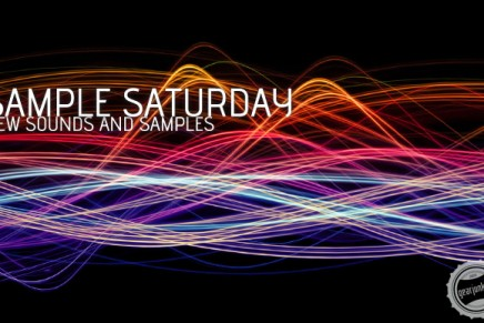 New Sounds and Samples on Sample Saturday #448