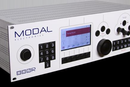Modal Electronics presents the 002R
