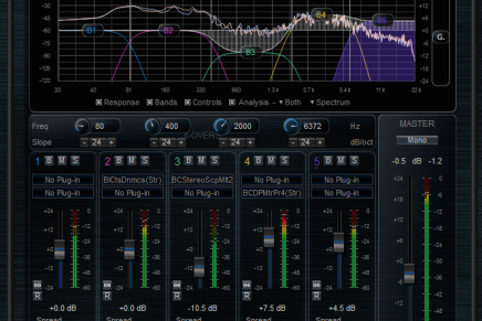 Blue Cat Audio Adds VST3 Hosting to PatchWork and MB-7 Mixer