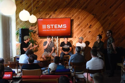 Stems: A New Open Multi-Track Audio Format