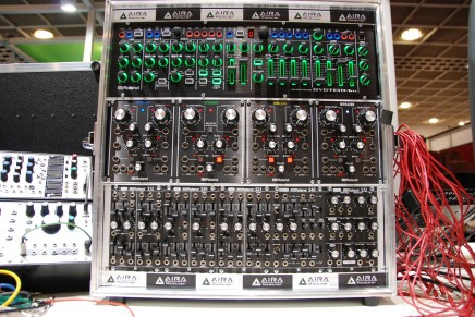 Roland is proud to announce AIRA Modular at Musikmesse