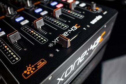 Allen & Heath Announces the XONE:43C