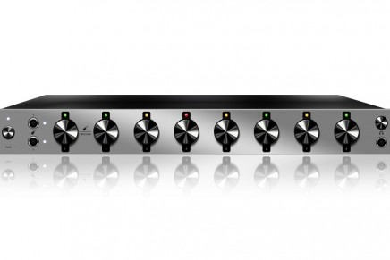 Antelope Audio Introduces MP8d New 8-channel Microphone Preamplifier with A/D conversion