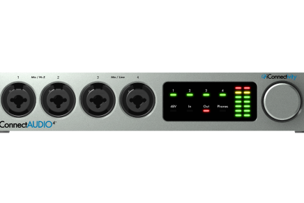 iConnectivity releases iConnectAUDIO4+ interface
