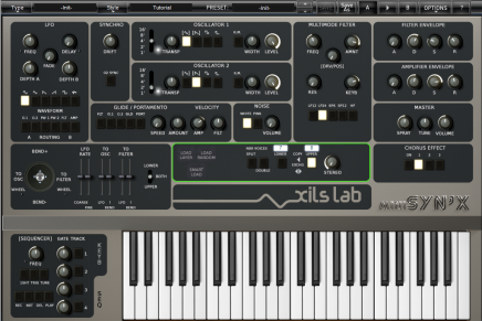 XILS-lab is proud to announce availability of Syn'X 2