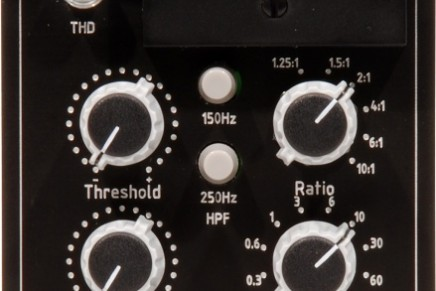 TK Audio announces BC501 new 500 series compressor