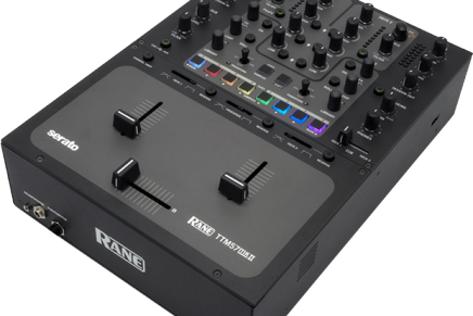 Serato DJ now supports the Rane TTM57mkII DJ mixer