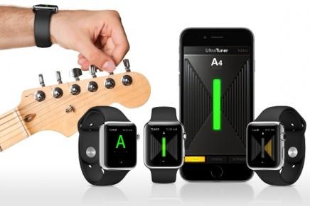 IK Multimedia releases UltraTuner for Apple Watch