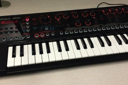 Roland JD-Xi Digital and Analog Synthesizer – Gearjunkies review