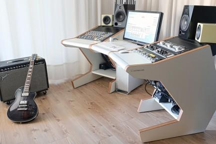 Unterlass Studio Furniture releases Singledesk 40 series