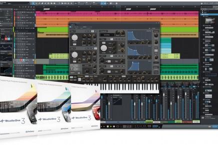 PreSonus Studio One 3 DAW – Gearjunkies Review