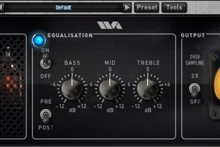 Wave Arts is please to announce Tube Saturator 2