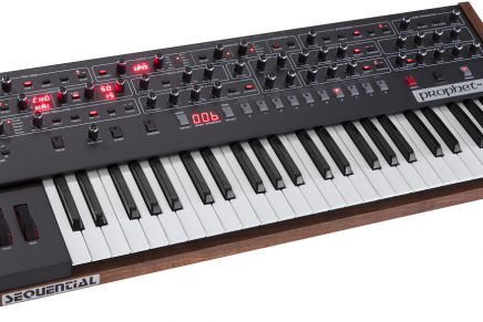 Dave Smith Includes Legendary Prophet-5 Sound Set with New Prophet-6