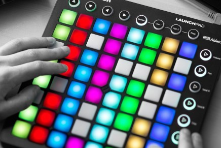 Novation introduces the new Launchpad MK2