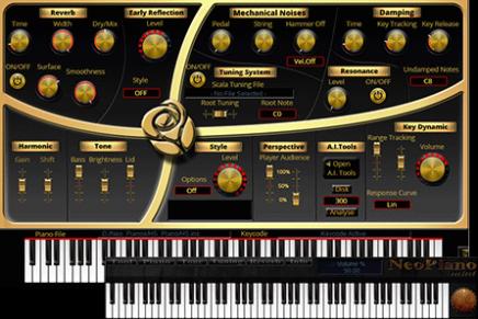 Sound Magic Releases Blue Grand Version 3.0