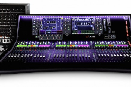 Allen & Heath has launched dLive next generation digital mixing system