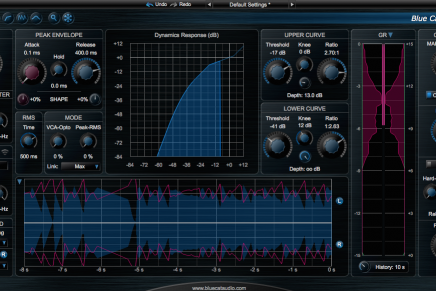 Blue Cat Audio Releases Blue Cat's Dynamics 4.0
