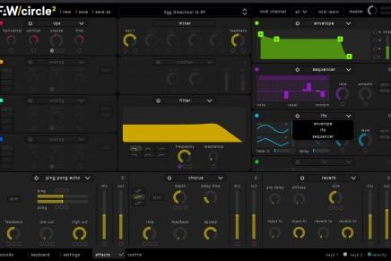Future Audio Workshop Circle2 – Gearjunkies Review