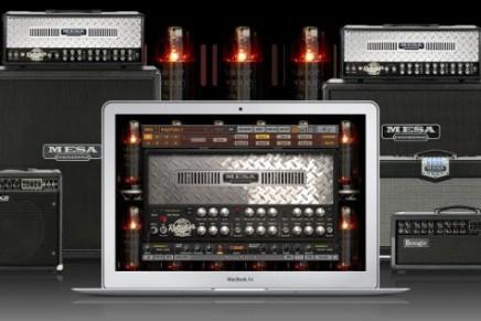 IK Multimedia and Mesa Engineering announce AmpliTube MESA Boogie