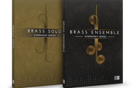 Native Instruments introduces Symphony series Brass
