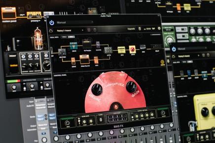 Positive Grid Launches BIAS FX Desktop