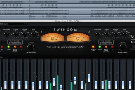 Brainworx Millenia TCL-2 – Gearjunkies review