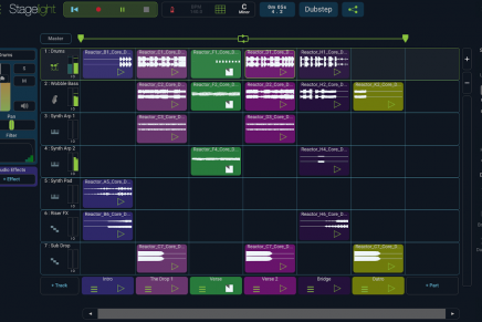 Open Labs Stagelight for Android Now Available