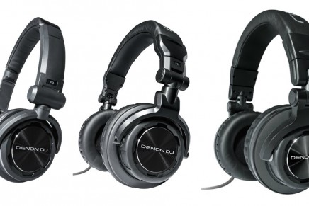 DenonDJ updates headphone series