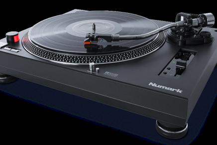 Numark announces the TT250USB DJ turntable