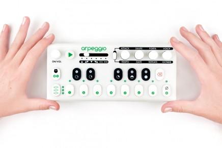 Arpeggio Kickstarter is Live!