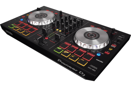 PioneerDJ Introduces The DDJ-SB2 For Serato DJ