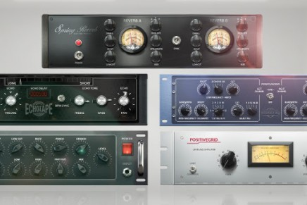 Positive Grid Expands BIAS FX iPad With New Studio Racks Pack