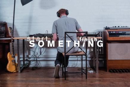 Start Something, Finish Something, Tease Novation