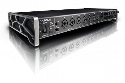 TASCAM Announces Celesonic US-20×20 USB Audio Interface