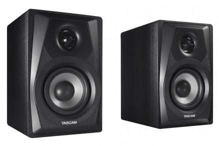 Tascam announces VL-S3 Compact Monitors