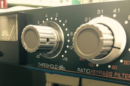 BAE Audio to Announce New 10 DCF Compressor Limiter and G10 Graphic Equalizer