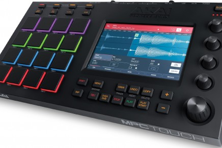 New Akai Professional MPC Touch Announced