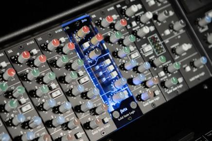Solid State Logic introduces Βeta 500 format module development kit