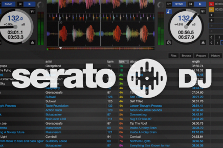 SERATO ADDS KEY DETECTION, KEY SHIFTING & MORE TO SERATO DJ
