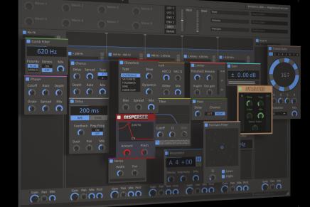 Kilohearts announces modular plugin suite Multipass