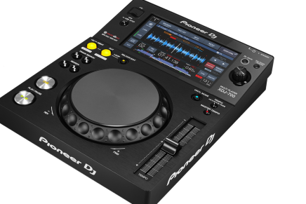 Pioneer announces XDJ-700 compact digital player
