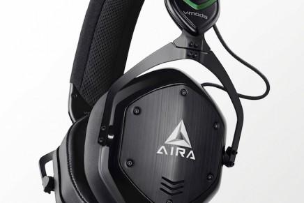 Roland and V-MODA Release M-100 AIRA Headphones