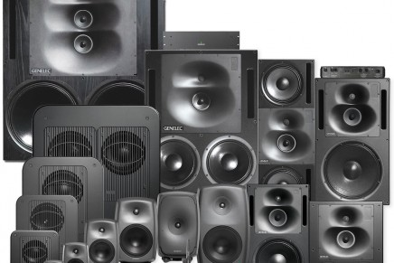 Genelec Now Offers Expanded Smart Active Monitoring Range