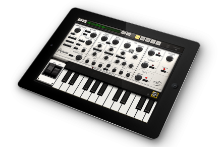Arturia advances iSEM synth app to work with Audio Unit Extensions