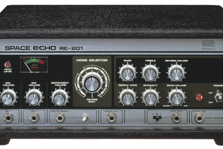 Roland RE-201 Space Echo to Be Inducted  into TECnology Hall of Fame