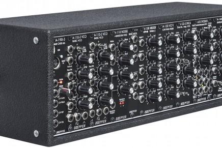 Doepfer announces vintage versions of A-100 Modules