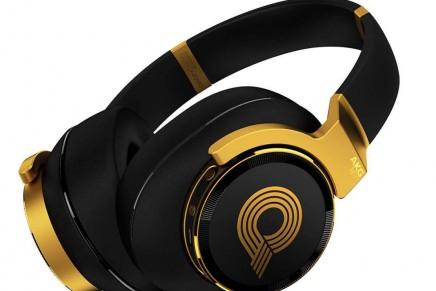 new AKG N90Q headphone inspired by Quincy Jones