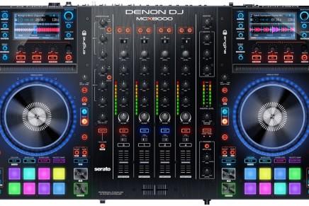 Announcing Denon DJ MCX8000 For Serato DJ