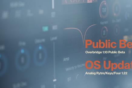 Elektron announces major Overbridge and machine OS updates