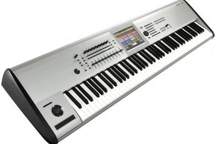 Korg announces limited-edition KRONOS-88 Platinum